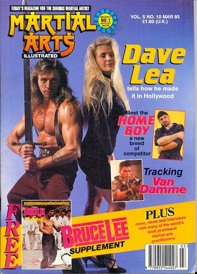 03/93 Martial Arts Illustrated (UK)